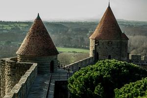 Carcassonne à vélo