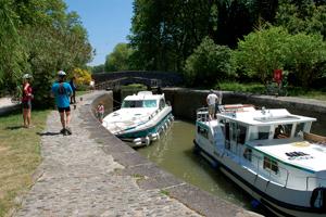 Castelnaudary a vélo