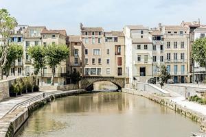 La Robine, au coeur de Narbonne