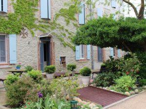 Maison d'hôtes sur le Canal du Midi