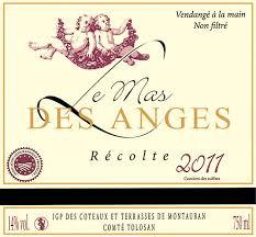 Vin des Coteaux et terrasses de Montauban, non loin du Canal de Garonne